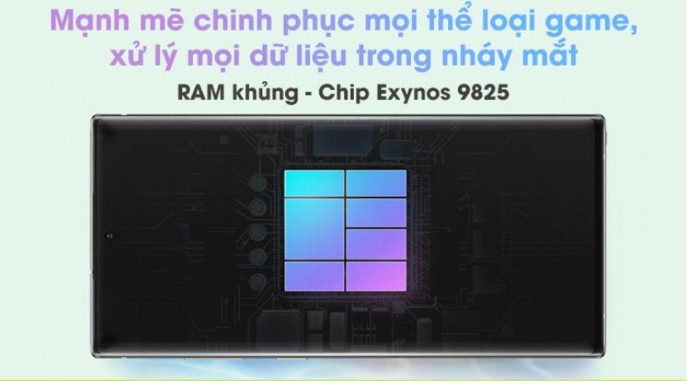 chip exynos 9825