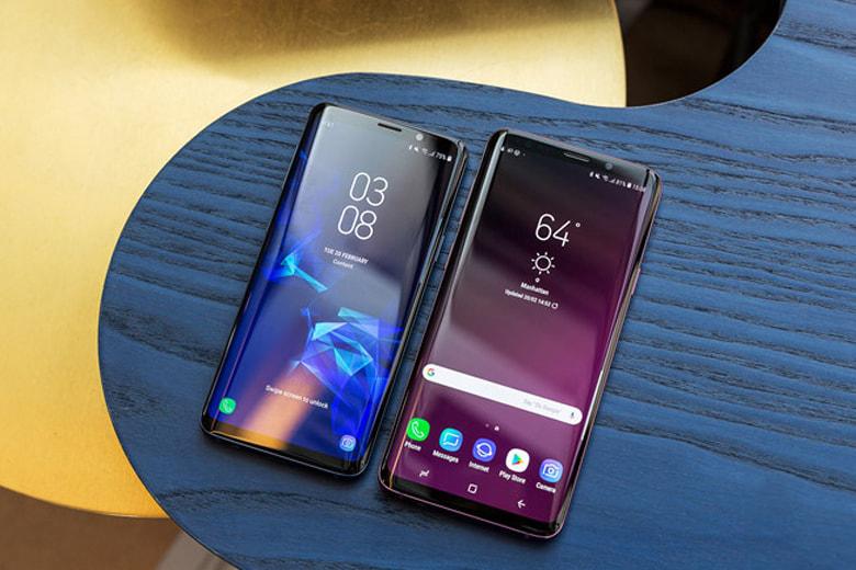 Phiên bản Hàn Galaxy S8 đẳng cấp sang trọng
